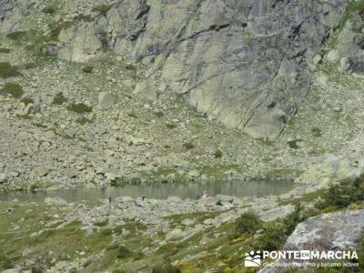 Ruta senderismo Peñalara - Parque Natural de Peñalara - Laguna Grande de Peñalara; gratis senderi